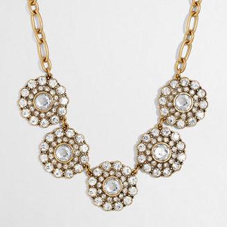 J.Crew Factory Layered circle necklace