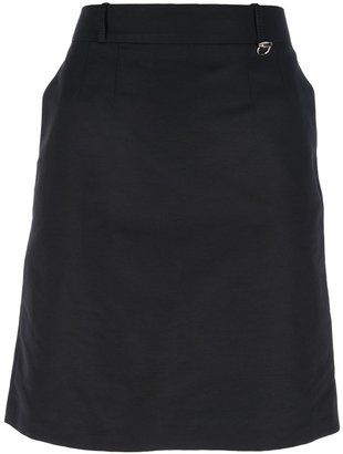 Gucci classic formal skirt