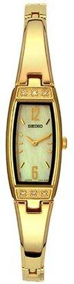Seiko Women's SZZC30 Diamond Accented Watch $164.99 thestylecure.com
