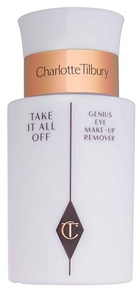 Charlotte Tilbury 'Take It All Off' Genius Eye Make-Up Remover - No Color $32 thestylecure.com