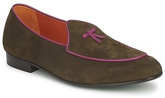 Etro BRANDO men's Loafers / Casual Shoes in Brown