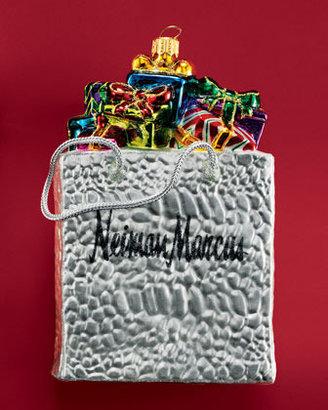 Neiman Marcus Shopping Bag Ornament