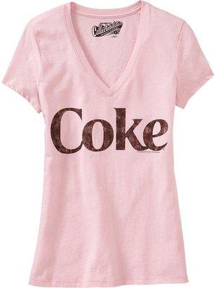 Old Navy Women's Coke® V-Neck Tees