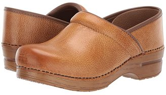 Dansko Professional (Honey Distressed) Women's Clog Shoes