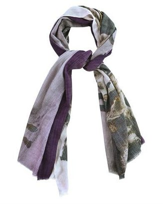 Lily & Lionel Cantering horse-print scarf