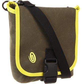 Timbuk2 Pork Chop Belt Pack (Peat Green Canvas/Algae Green) - Bags and Luggage