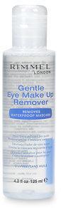 Rimmel Gentle Eye Makeup Remover