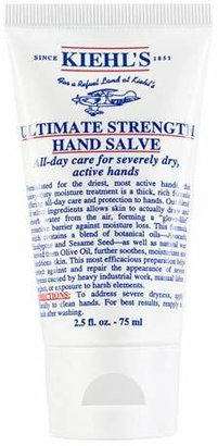 Kiehl's Since 1851 Travel-Size Ultimate Strength Hand Salve, 2.5 fl. oz. $15 thestylecure.com