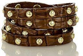 Brahmin Stud Wrap Bracelet Loden La Scala
