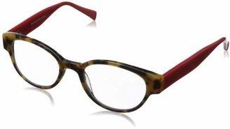 Cat Eye Matte Black Bookie-250 Cateye Reading Glasses