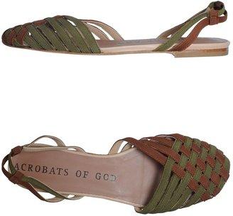 Acrobats Of God Sandals