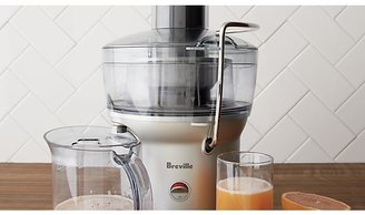 Crate & Barrel Breville Juice Fountain ® Compact