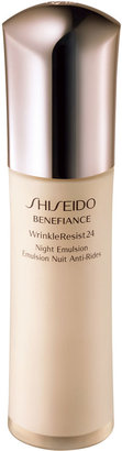 Shiseido Wrinkle Resist 24 Night Emulsion, 75 mL