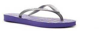 Havaianas Girls Slim Garden Toddler & Youth Flip Flop