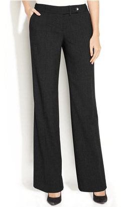 Calvin Klein Classic-Fit Trousers $59.98 thestylecure.com