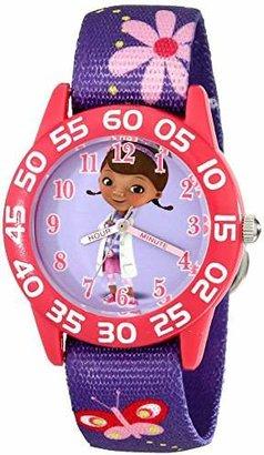 Disney Kids' W001956 Doc McStuffins Analog Display Analog Quartz Watch