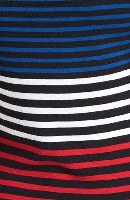 Chaus Stripe Sleeveless Shell