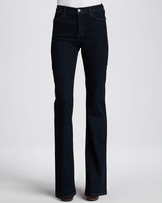 NYDJ Bootcut Jeans, Blue/Black