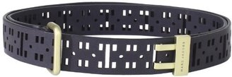 Marc Jacobs Men's Perforated Belt