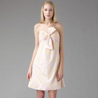 Lilly Pulitzer Tierney Sateen Mini Dress