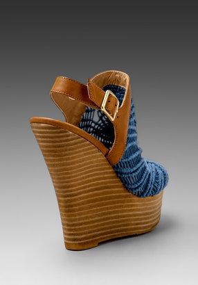 Steven Jacks Wedge Sandal