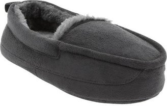 Old Navy Boys Sueded Moccasin Slippers