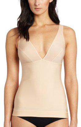 Nearly Nude Women's Firming Microfiber Camisole