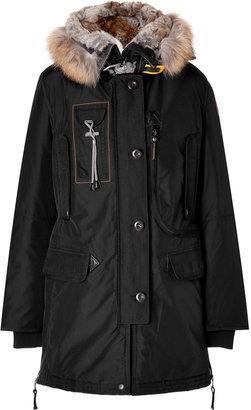 Parajumpers Kodiak Down Coat in Black