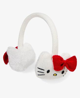 Hello Kitty FOREVER 21 girls Knit Earmuffs