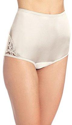 Vanity Fair Women's Perfectly Yours Lace Nouveau Brief Panty 13001 $10 thestylecure.com