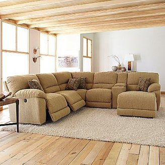 JCPenney Lane® Rivers Sectional