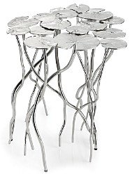 Michael Aram Lily Pad Side Table