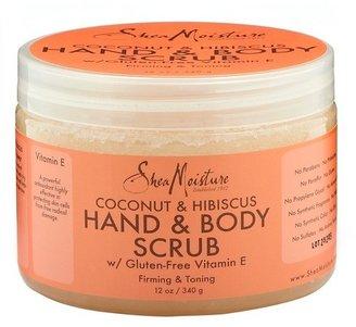 Shea Moisture SheaMoisture Coconut & Hibiscus Hand & Body Scrub - 12 oz