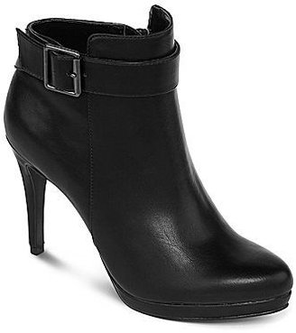 JCPenney Worthington® Linda High-Heel Booties