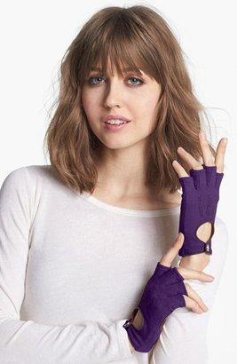Lauren Ralph Lauren Fingerless Driving Gloves