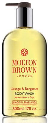 Molton Brown Orange & Bergamot Body Wash, 500ml