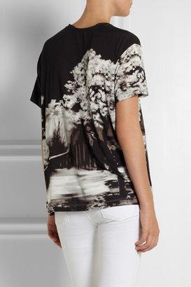 Mary Katrantzou Printed jersey T-shirt