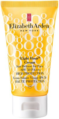Elizabeth Arden Eight Hour Cream Sun Defense for Face SPF 50 High Protection, 50ml