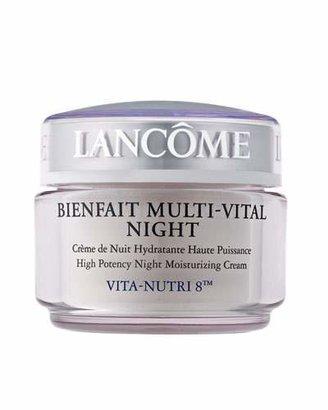 Lancôme Bienfait Multi-Vital Night High Potency Night Moisturizing Cream Vita-Nutri 8