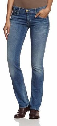 Mustang Women's Straight Fit Jeans - - 33/32 (Brand size: 33/32)