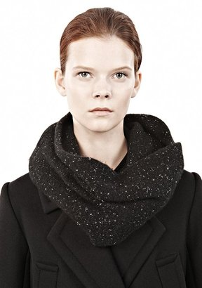 Alexander Wang Cashmere Donegal Snood