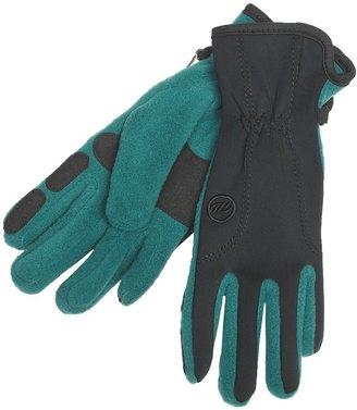 Equinox Manzella Gloves - Windproof, Fleece (For Women)