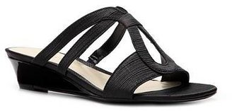 Ann Marino Dance Wedge Sandal
