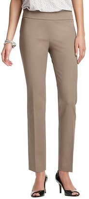 LOFT Zoe Side Zip Ankle Pants in Bi-Stretch