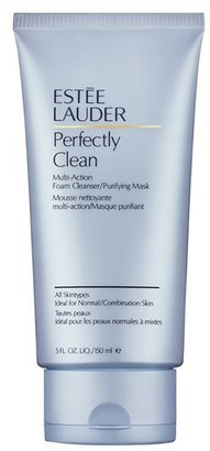 Estee Lauder 'Perfectly Clean' Multi-Action Foam Cleanser/purifying Mask $25 thestylecure.com