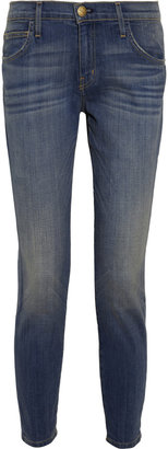 Current/Elliott The Slouchy Stiletto relaxed-fit skinny jeans
