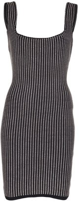 Alaia Vintage 1990s bodycon mini dress