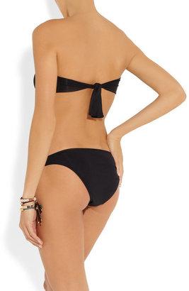 Melissa Odabash Palm Beach bandeau bikini top