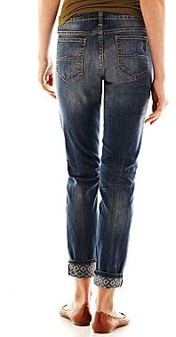 Arizona Skinny Ankle Jeans