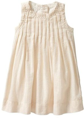 Gap Lurex® pleated dress